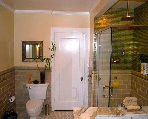 Toilet Behind Door  Houzz