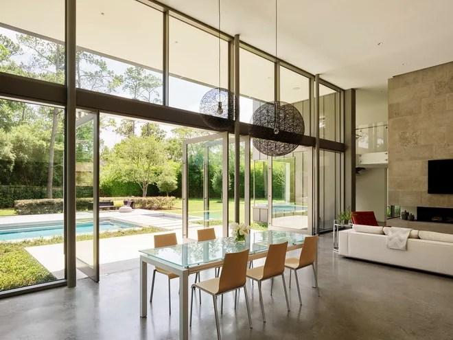 Modern Dining Room by Ehrlich Yanai Rhee Chaney Architects