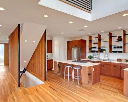 Kitchen Stairs To Basement Home Design Ideas, Pictures ...