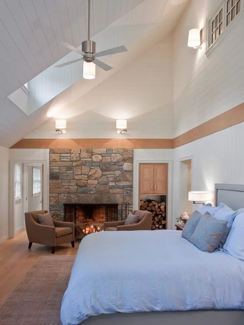 Half Vaulted Ceiling Home Design Ideas, Pictures, Remodel