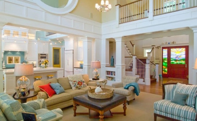 Two Story Great Room Houzz