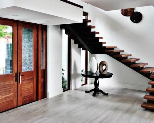 Whitewashed Wood Floor Houzz
