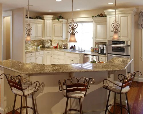 kitchen cabinets orlando trash can cabinet french country kitchens | houzz