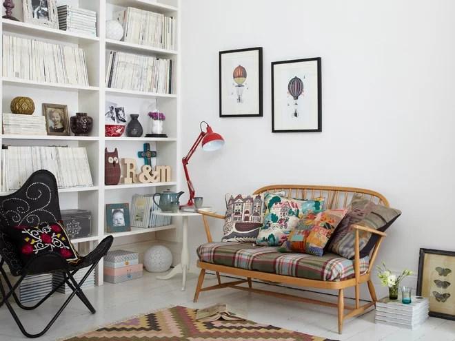Scandinavian Living Room by rigby & mac