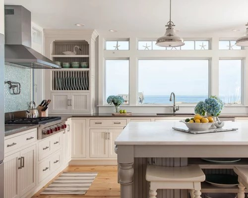 stainless steel kitchen faucet with pull down spray wood and glass cabinets cape cod | houzz