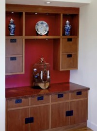 Asian-Style Cabinet Hardware Home Design Ideas, Pictures ...