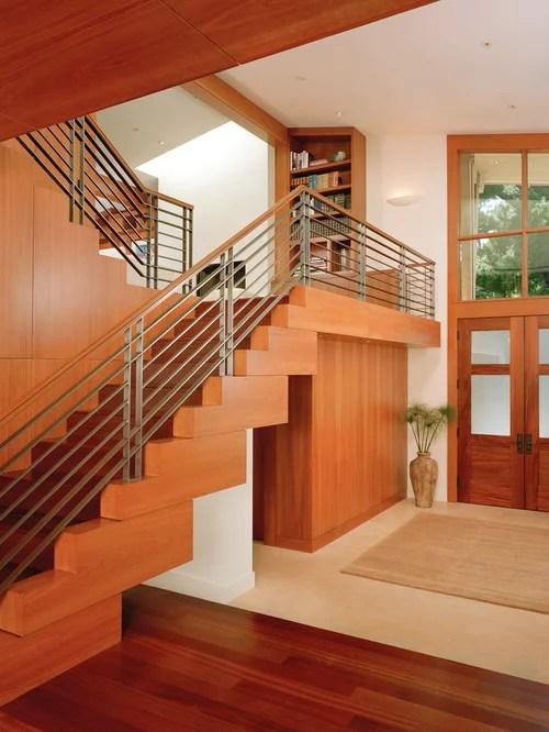 Mid Century Stair Railing Houzz | Mid Century Modern Stair Railing