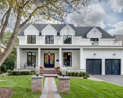 Best Farmhouse Exterior Home Design Ideas Remodel