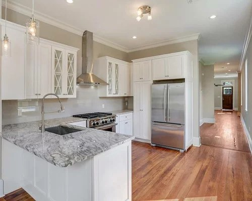 Thunder White Granite  Houzz