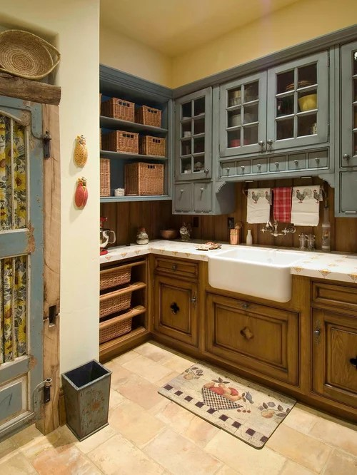 kitchen cabinet door fronts denver hickory cabinets painted and stained ideas, pictures, remodel ...
