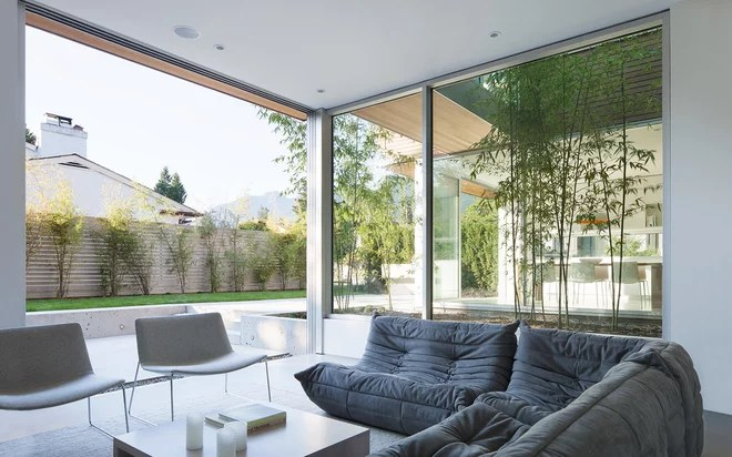 Moderno Soggiorno by splyce design