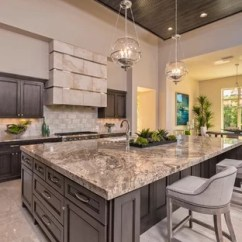 Marble Kitchen Floor Installing Backsplash 75 Most Popular Design Ideas For 2019 Stylish Large Transitional Open Concept Appliance And
