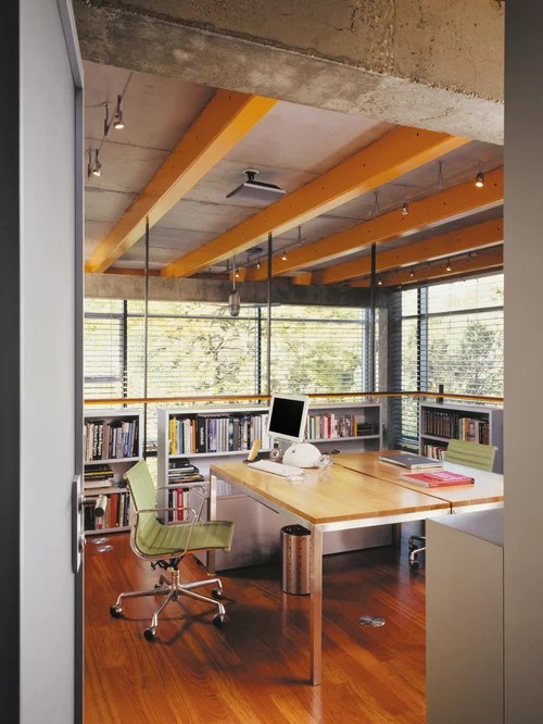 Shared Office Space Home Design Ideas Pictures Remodel