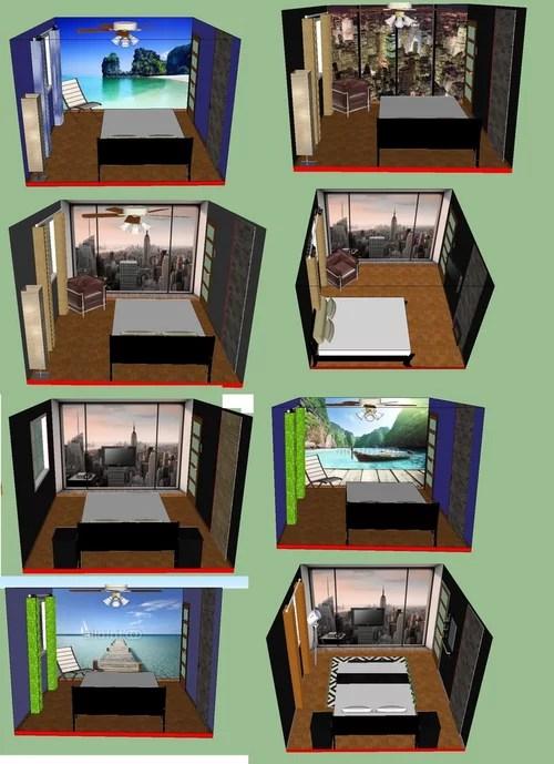 11 By 12 Bedroom Layouts : bedroom, layouts, Small, Bedroom, Layout., 11x12., Window,, Entrance, Door,, Closet, Door.