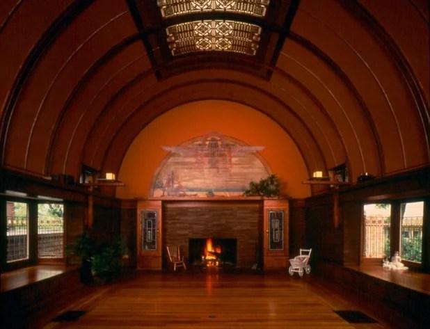 La Casa di Frank Lloyd Wright a Oak Park si Racconta