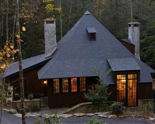 Pyramid Hip Roof Home Design Ideas Pictures Remodel and Decor