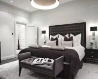 Black And Grey Bedroom | Houzz