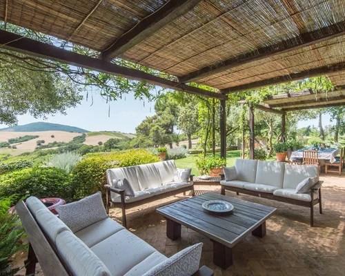 Foto e Idee per Patii e Portici  patio o portico in campagna