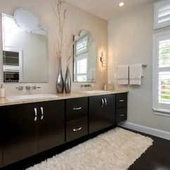 Decorating Ideas For Living Room With Dark Gray Walls Bookshelf In Rug On Floor | Houzz