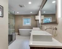 Transitional Bathroom Remodel Vienna, VA