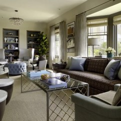 Decorating A Long Narrow Living Room Chair Arrangements Divide And Conquer How To Furnish Contemporary By Jayjeffers
