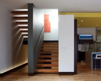 Switchback Stair Home Design Ideas, Pictures, Remodel and ...