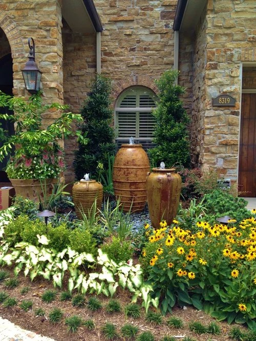 water fountain ideas home design