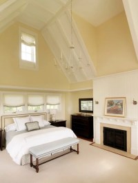 Cream Bedroom | Houzz