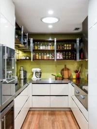 Best Small U-shaped Kitchen Design Ideas & Remodel ...