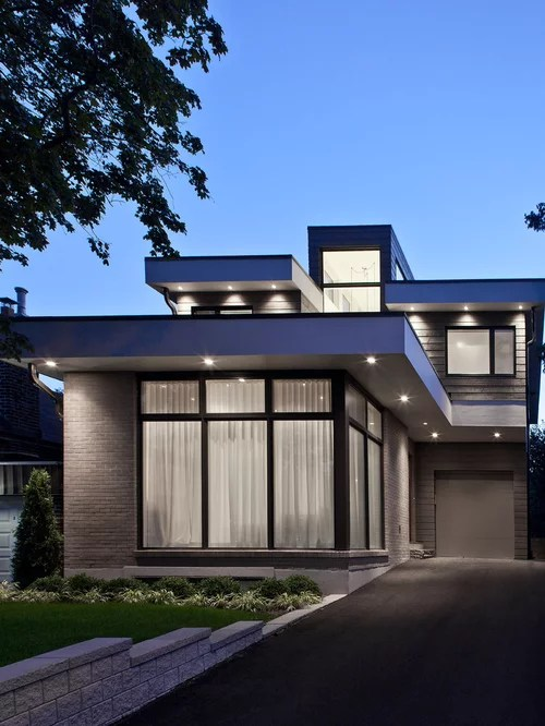 Grey House  Houzz