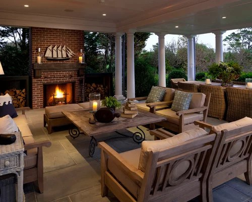covered outdoor living space Outdoor Covered Living Space Home Design Ideas, Pictures