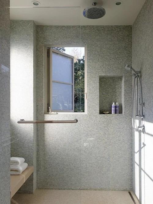 Large WalkIn Shower Home Design Ideas Pictures Remodel