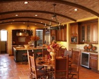 Elegant Tuscan Kitchen Design Ideas, Pictures, Remodel and ...