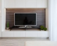 Tv Backboard Home Design Ideas, Renovations & Photos