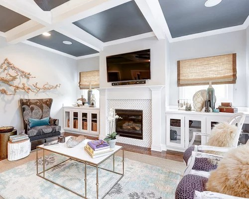 Houzz  Atlanta Living Room Design Ideas  Remodel Pictures