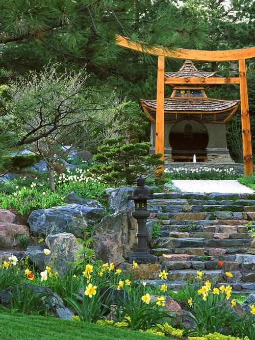 Best Asian Garden Design Ideas & Remodel Pictures Houzz