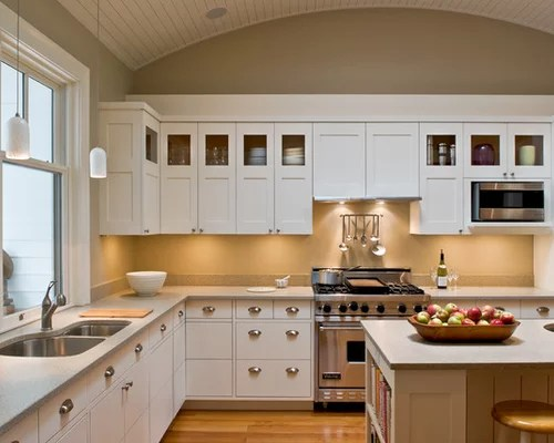 Upper Kitchen Cabinets Ideas Pictures Remodel and Decor