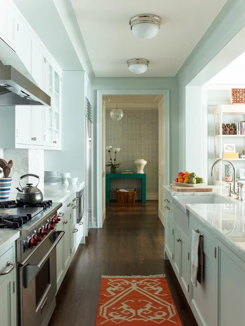 brick backsplash in kitchen appliances sale galley design ideas & remodel pictures | houzz