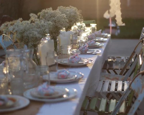 Outdoor Party Decorating Ideas Recipes And Cooking Food Network