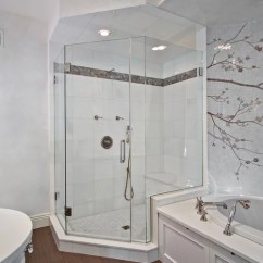 Kitchen Remodeling Ideas On A Budget Outdoor Frame Kits Neo Angle Shower Home Design Ideas, Pictures, Remodel And ...