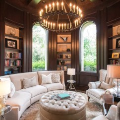 Formal Living Room Ideas With Fireplace Designer Table Lamps Turret Ceiling Design & Remodel Pictures | Houzz