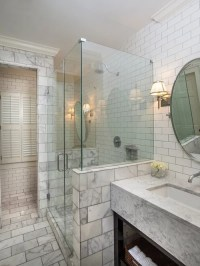 Tile Bathroom Wall Ideas, Pictures, Remodel and Decor