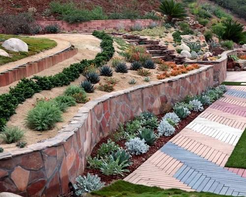Best Steep Hill Gardening Ideas Design Ideas & Remodel Pictures