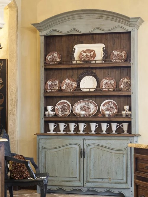 Painted Hutch Home Design Ideas Pictures Remodel And Decor