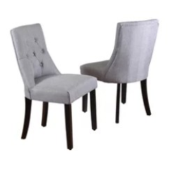 Modern Gray Dining Chairs Hair Stylist Chair 50 Most Popular Room For 2019 Houzz Monsoon Pacific Bellcrest Set Of 2