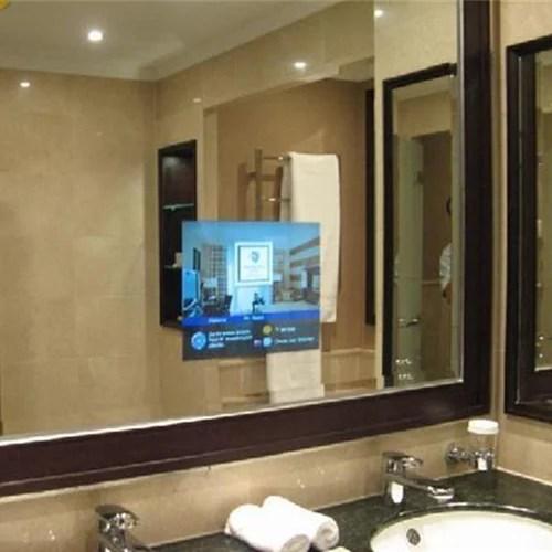 bathroom waterproof tvmirror tv