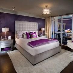 Light Grey Sofa With Dark Carpet Bradington Truffle Traditional And Loveseat Purple Accent Wall | Houzz