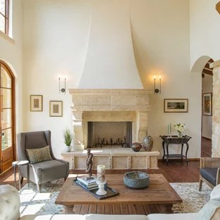 mediterranean living room mission style chairs 75 most popular design ideas for 2019 example of a tuscan medium tone wood floor and brown in san