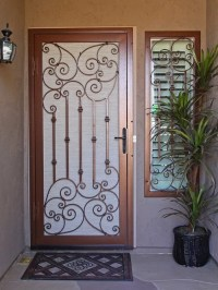 Security Doors Home Design Ideas, Pictures, Remodel and Decor