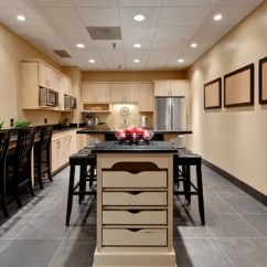Design Your Own Kitchen Island Contemporary Break Room | Houzz
